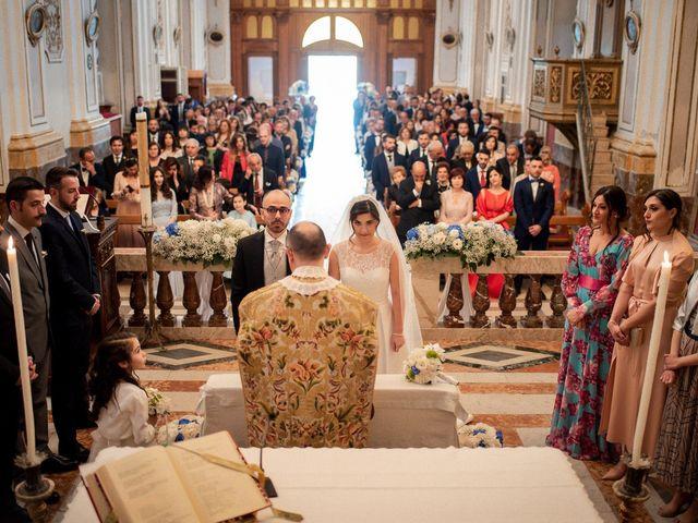 Il matrimonio di Simone e Erika a Calatafimi-Segesta, Trapani 16