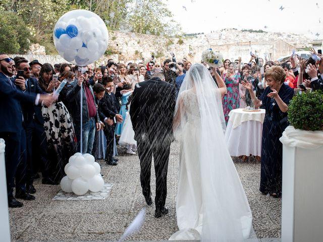Il matrimonio di Simone e Erika a Calatafimi-Segesta, Trapani 17