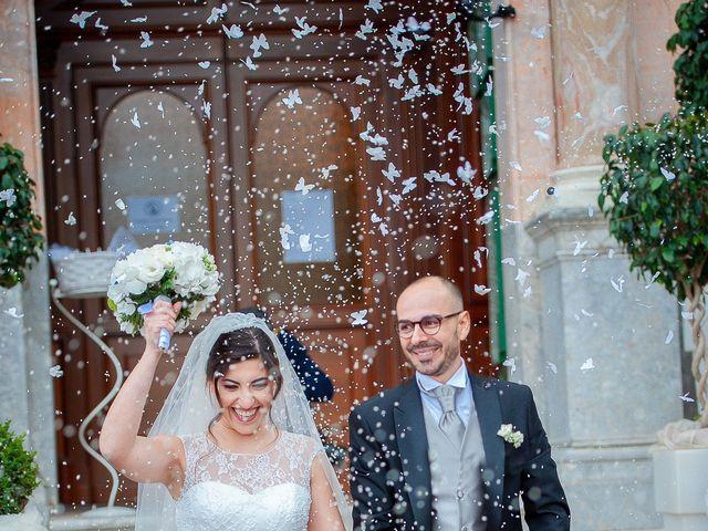 Il matrimonio di Simone e Erika a Calatafimi-Segesta, Trapani 18