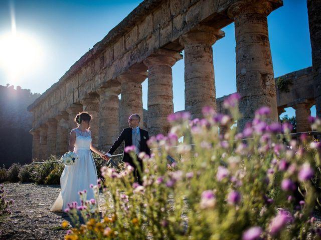 Il matrimonio di Simone e Erika a Calatafimi-Segesta, Trapani 25