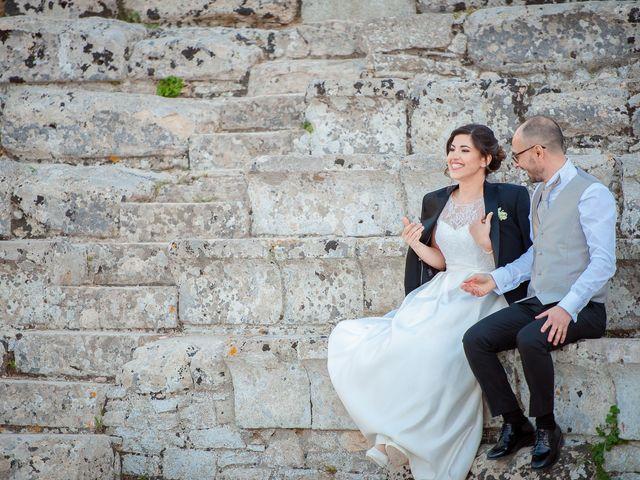 Il matrimonio di Simone e Erika a Calatafimi-Segesta, Trapani 28