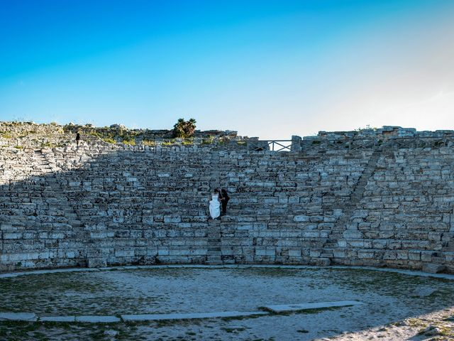 Il matrimonio di Simone e Erika a Calatafimi-Segesta, Trapani 29
