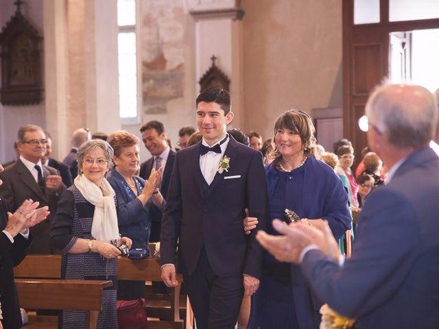 Il matrimonio di Matteo e Maristella a Vidigulfo, Pavia 18