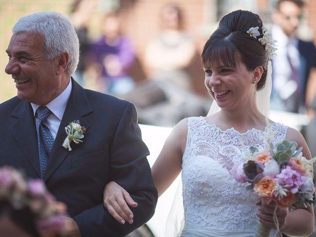 Il matrimonio di Matteo e Maristella a Vidigulfo, Pavia 20