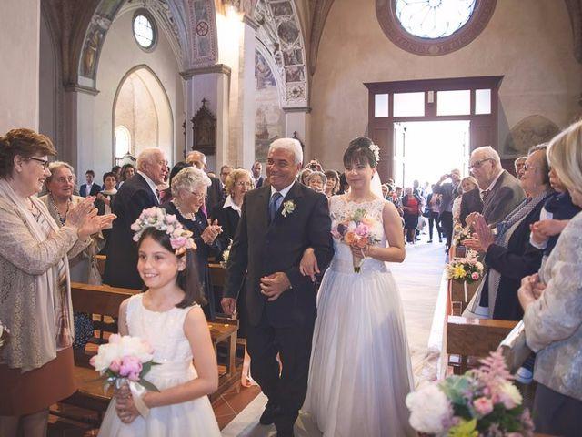 Il matrimonio di Matteo e Maristella a Vidigulfo, Pavia 22