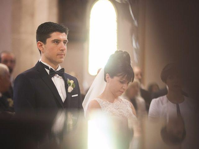 Il matrimonio di Matteo e Maristella a Vidigulfo, Pavia 26