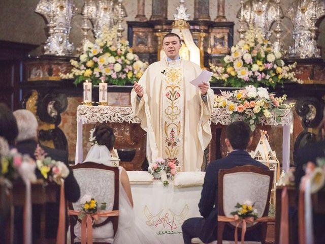 Il matrimonio di Matteo e Maristella a Vidigulfo, Pavia 27