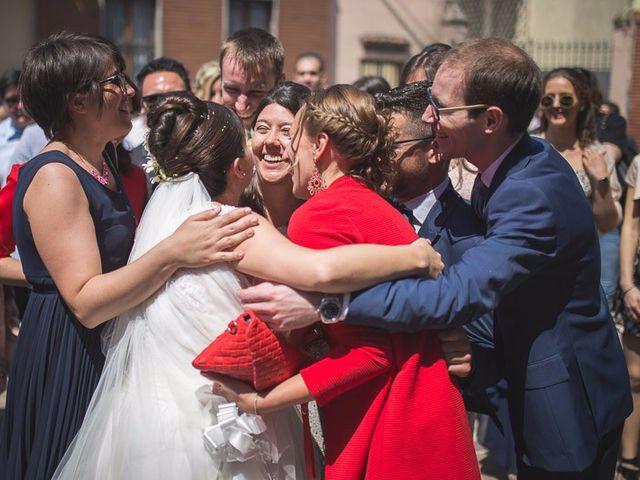Il matrimonio di Matteo e Maristella a Vidigulfo, Pavia 40