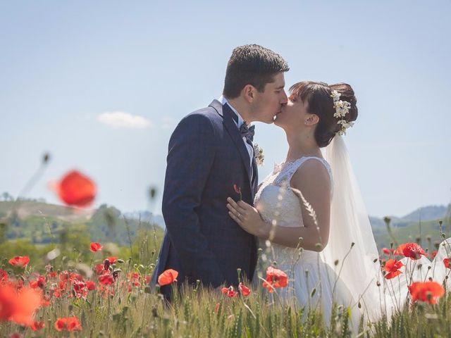Il matrimonio di Matteo e Maristella a Vidigulfo, Pavia 42