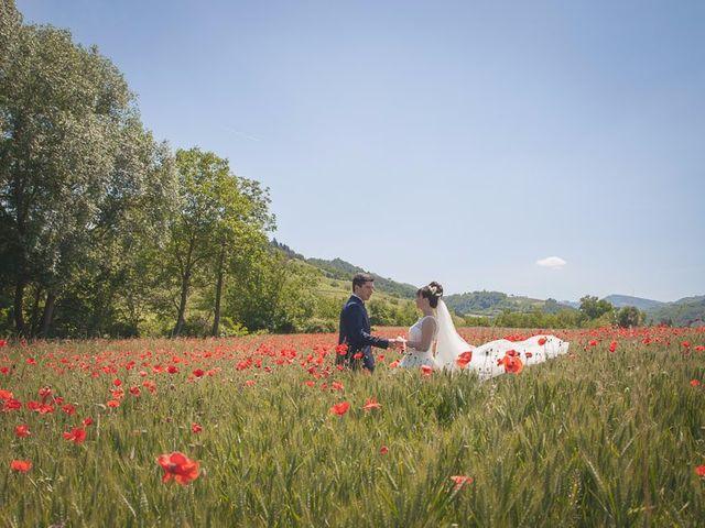 Il matrimonio di Matteo e Maristella a Vidigulfo, Pavia 43