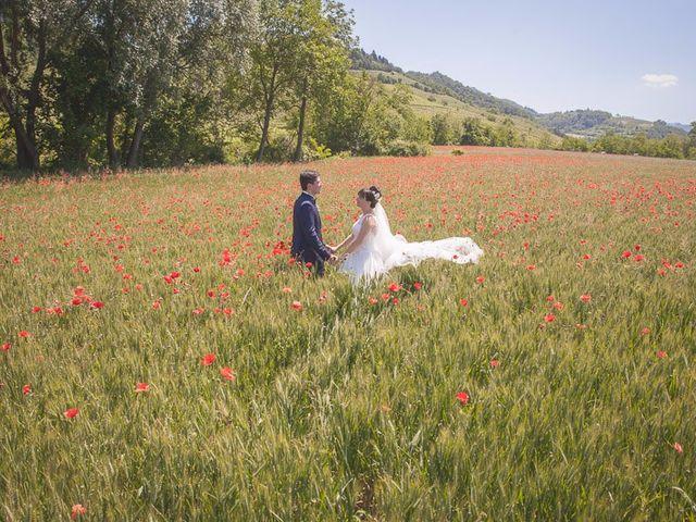 Il matrimonio di Matteo e Maristella a Vidigulfo, Pavia 46