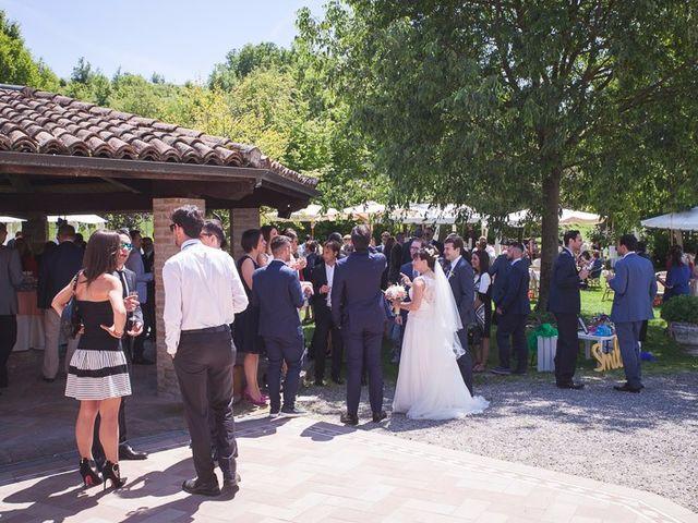 Il matrimonio di Matteo e Maristella a Vidigulfo, Pavia 49