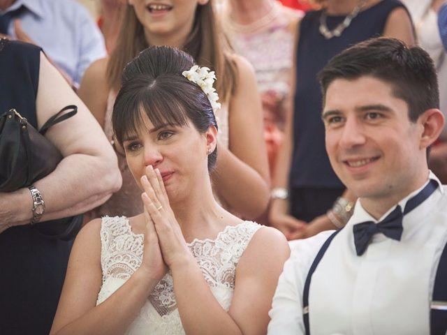 Il matrimonio di Matteo e Maristella a Vidigulfo, Pavia 60