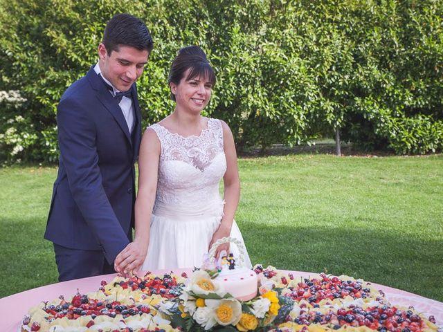 Il matrimonio di Matteo e Maristella a Vidigulfo, Pavia 66