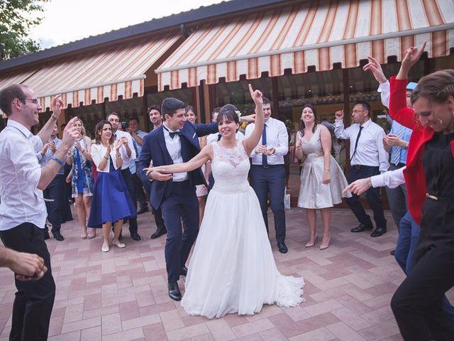 Il matrimonio di Matteo e Maristella a Vidigulfo, Pavia 77