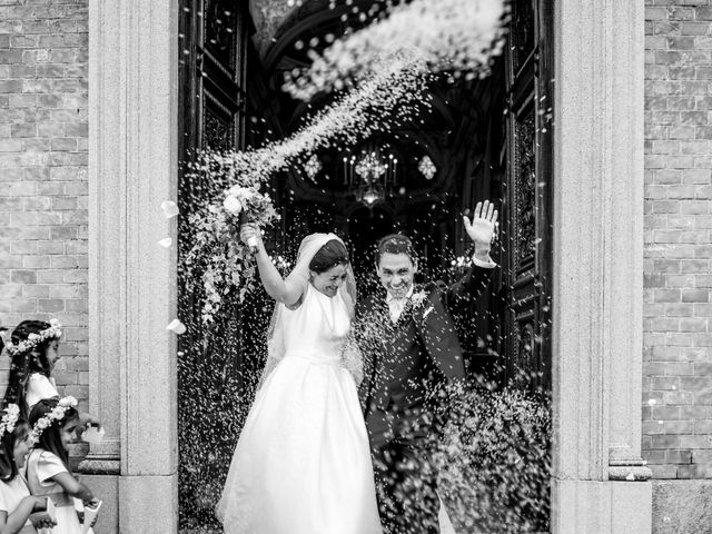 Le nozze di Florencia e Emanuele
