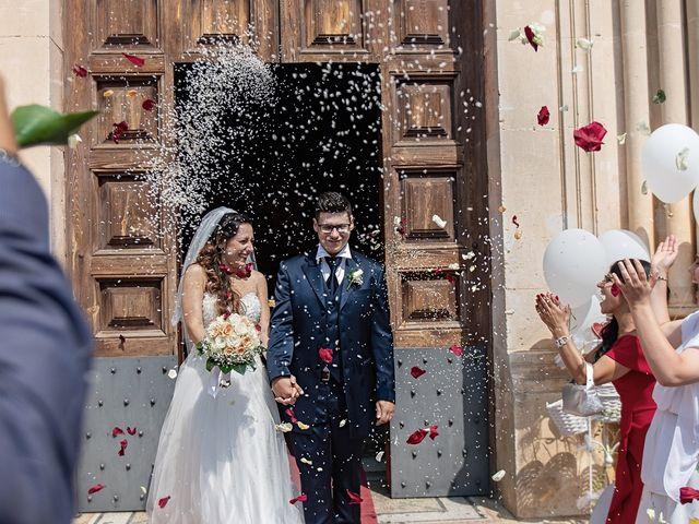 Il matrimonio di Graziano e Emanuela a Villa Castelli, Brindisi 7