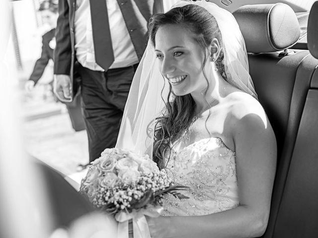 Il matrimonio di Graziano e Emanuela a Villa Castelli, Brindisi 1