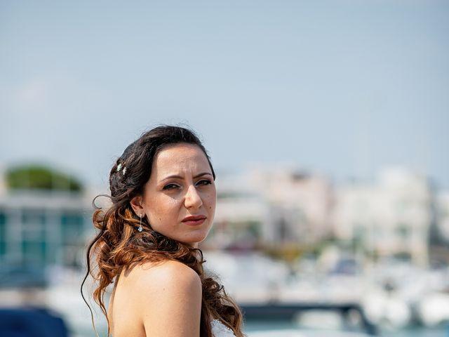 Il matrimonio di Graziano e Emanuela a Villa Castelli, Brindisi 22