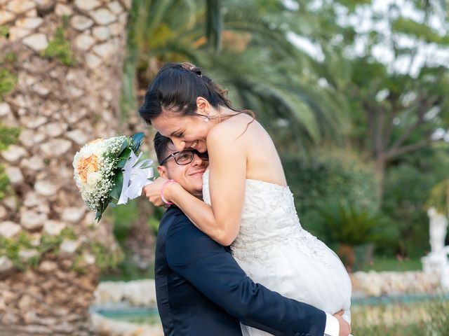 Il matrimonio di Graziano e Emanuela a Villa Castelli, Brindisi 28