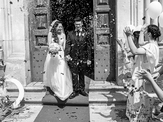 Il matrimonio di Graziano e Emanuela a Villa Castelli, Brindisi 32