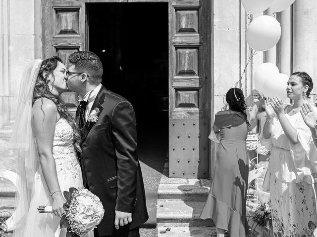 Il matrimonio di Graziano e Emanuela a Villa Castelli, Brindisi 3