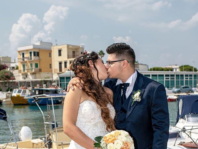 Il matrimonio di Graziano e Emanuela a Villa Castelli, Brindisi 33