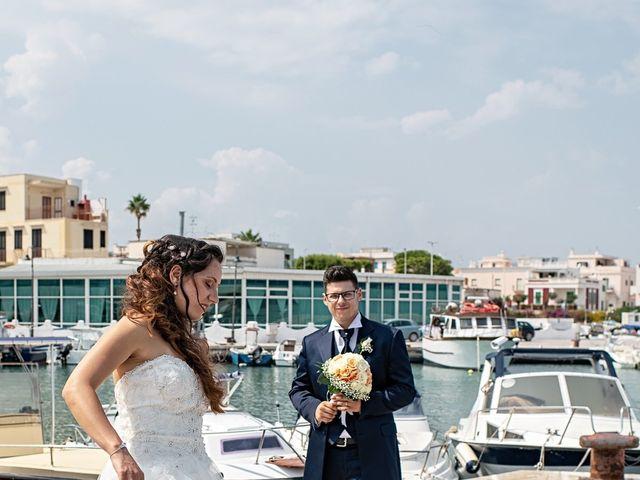 Il matrimonio di Graziano e Emanuela a Villa Castelli, Brindisi 34