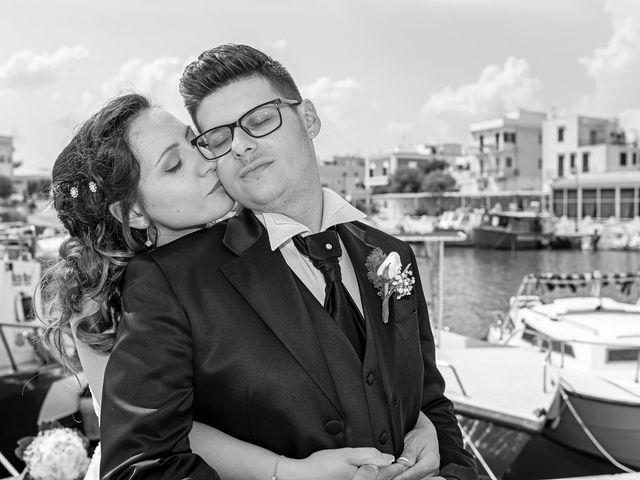 Il matrimonio di Graziano e Emanuela a Villa Castelli, Brindisi 35