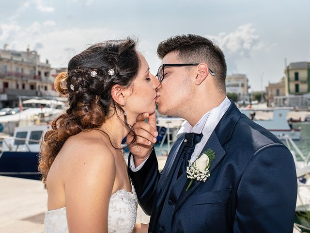 Il matrimonio di Graziano e Emanuela a Villa Castelli, Brindisi 37
