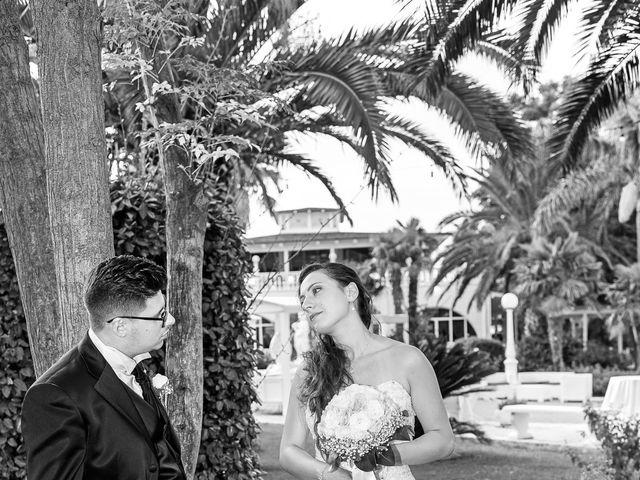 Il matrimonio di Graziano e Emanuela a Villa Castelli, Brindisi 43