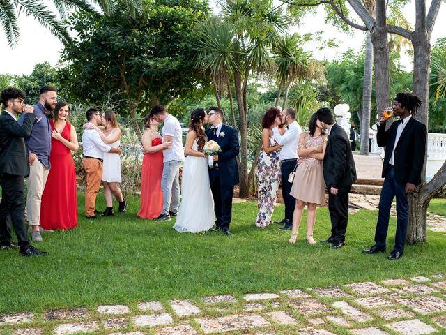 Il matrimonio di Graziano e Emanuela a Villa Castelli, Brindisi 44