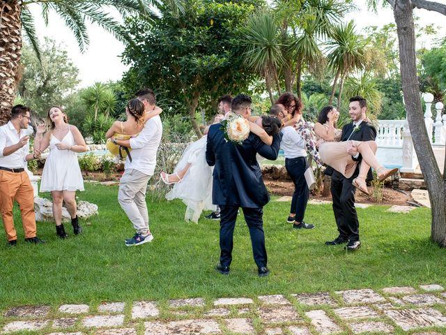Il matrimonio di Graziano e Emanuela a Villa Castelli, Brindisi 45