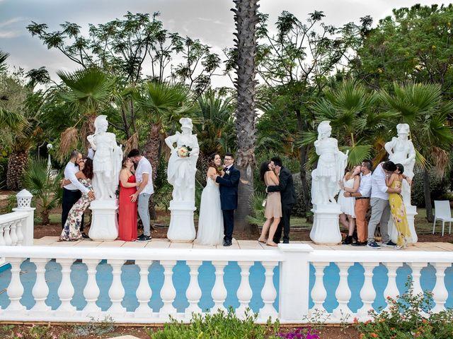 Il matrimonio di Graziano e Emanuela a Villa Castelli, Brindisi 10