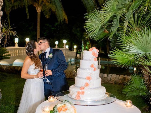 Il matrimonio di Graziano e Emanuela a Villa Castelli, Brindisi 47