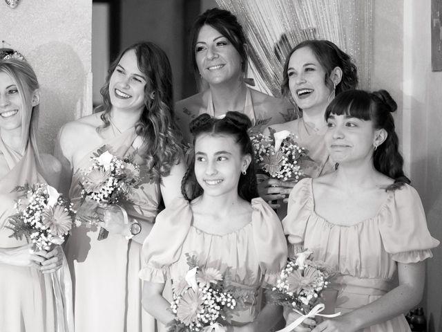 Il matrimonio di Andrea e Clara a Seveso, Monza e Brianza 11