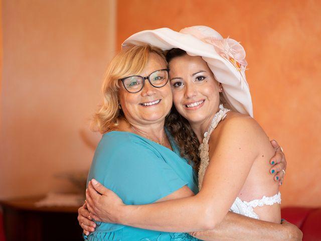 Il matrimonio di Andrea e Clara a Seveso, Monza e Brianza 12