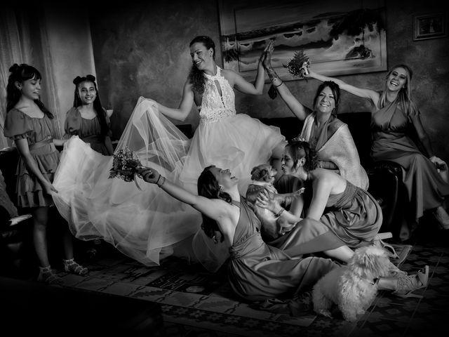 Il matrimonio di Andrea e Clara a Seveso, Monza e Brianza 13