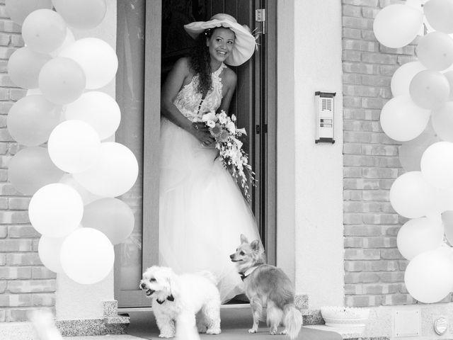 Il matrimonio di Andrea e Clara a Seveso, Monza e Brianza 14