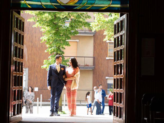 Il matrimonio di Andrea e Clara a Seveso, Monza e Brianza 16