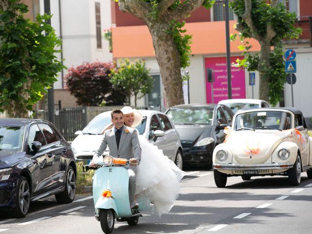 Il matrimonio di Andrea e Clara a Seveso, Monza e Brianza 17