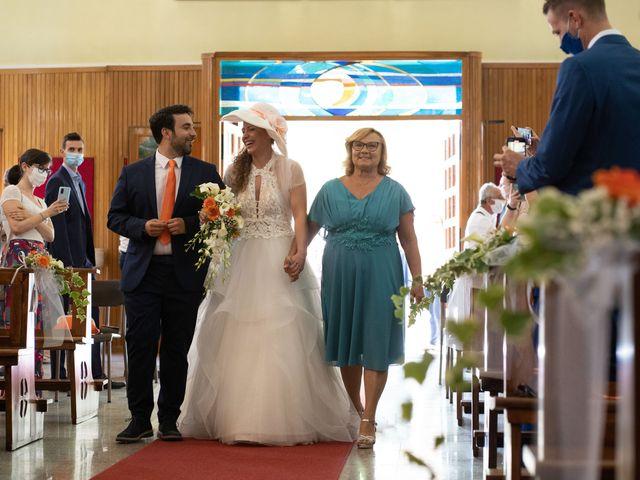 Il matrimonio di Andrea e Clara a Seveso, Monza e Brianza 18