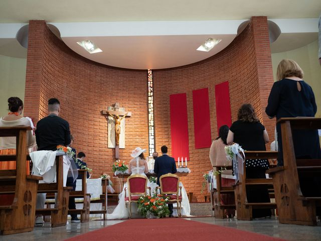 Il matrimonio di Andrea e Clara a Seveso, Monza e Brianza 19