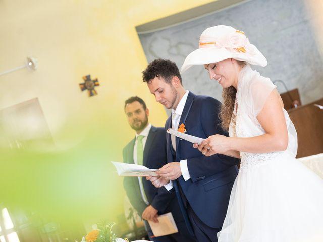 Il matrimonio di Andrea e Clara a Seveso, Monza e Brianza 20