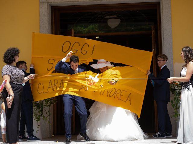 Il matrimonio di Andrea e Clara a Seveso, Monza e Brianza 21