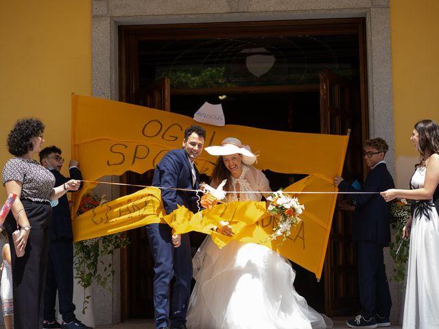 Il matrimonio di Andrea e Clara a Seveso, Monza e Brianza 22