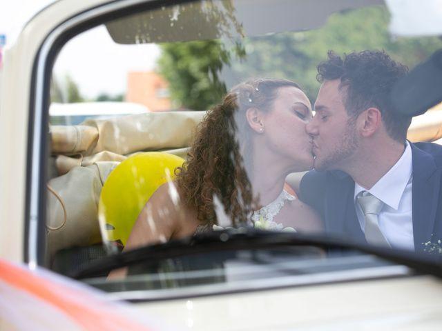Il matrimonio di Andrea e Clara a Seveso, Monza e Brianza 23