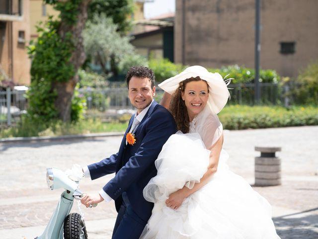 Il matrimonio di Andrea e Clara a Seveso, Monza e Brianza 24