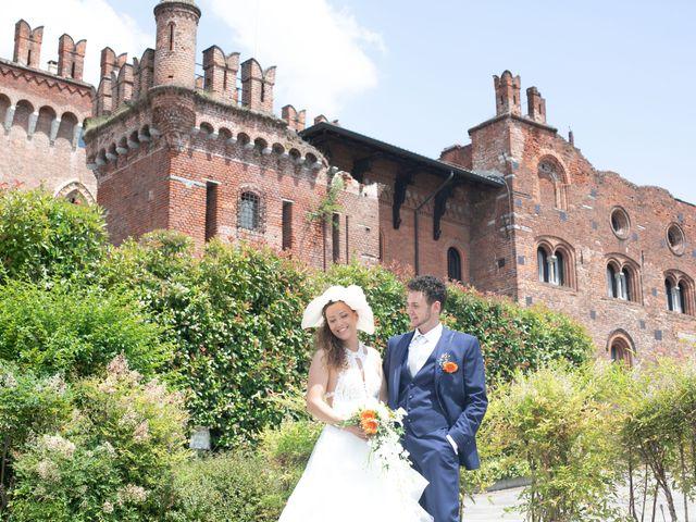Il matrimonio di Andrea e Clara a Seveso, Monza e Brianza 25
