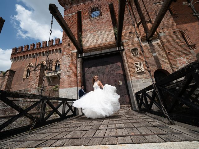 Il matrimonio di Andrea e Clara a Seveso, Monza e Brianza 26